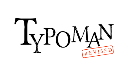 Picture of a game: Typoman