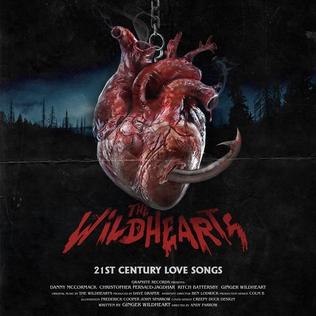 <i>21st Century Love Songs</i> 2021 studio album by The Wildhearts