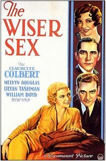 <i>The Wiser Sex</i> 1932 film by Fred Zinnemann, Berthold Viertel