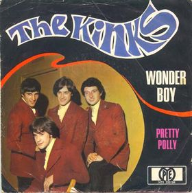 Wonderboy (The Kinks song) 1968 single by The Kinks