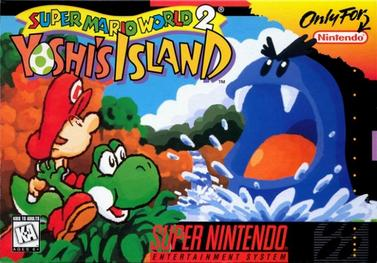 Picture of a game: Super Mario World 2: Yoshi's Island