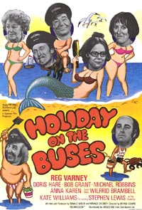 <i>Holiday on the Buses</i> 1973 film