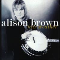 <i>Fair Weather</i> (album) 2000 studio album by Alison Brown