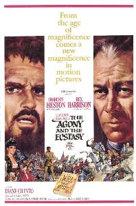 <i>The Agony and the Ecstasy</i> (film) 1965 film by Carol Reed