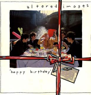 Altered Images - Happy New Year