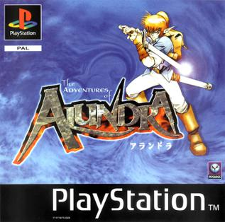 Picture of a game: Alundra