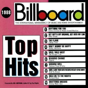 Billboard top hits 1988 wikipedia for 1988 music charts