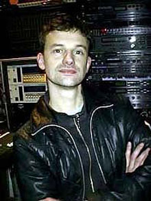 Muslimgauze British electronic musician