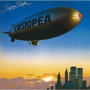 <i>Super Flight</i> 1979 studio album by Casiopea