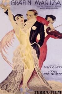 <i>Countess Maritza</i> (1925 film) 1925 film by Hans Steinhoff