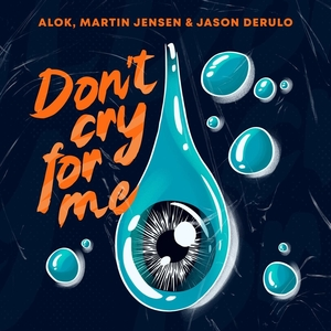 Dont Cry for Me (Alok, Martin Jensen and Jason Derulo song) 2021 single by Alok, Martin Jensen and Jason Derulo