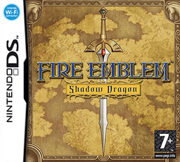 Picture of a game: Fire Emblem: Shadow Dragon
