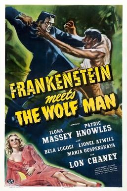 Frankenstein Meets the Wolf Man - Wikipedia