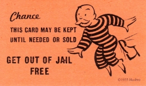 Get out of jail free card wikipedia for Get out of jail free card template