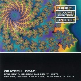 <i>Dicks Picks Volume 18</i> 2000 live album by Grateful Dead