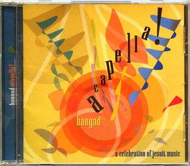 <i>Hangad a Capella</i> 2002 studio album by Hangad