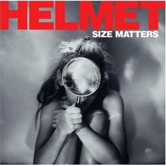 <i>Size Matters</i> 2004 studio album by Helmet