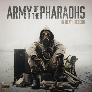 <i>In Death Reborn</i> 2014 studio album by Army of the Pharaohs