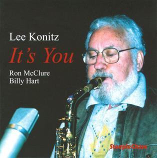 <i>Its You</i> (album) 1996 studio album by Lee Konitz