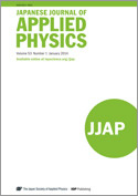Japanese Journal of Applied Physics Front Cover.jpg