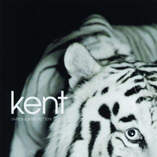 <i>Vapen & ammunition</i> 2002 studio album by Kent