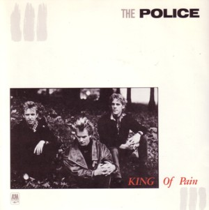 King of Pain 1984 single by The Police