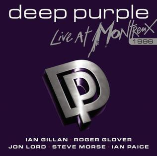 <i>Live at Montreux 1996</i> live album and DVD by Deep Purple
