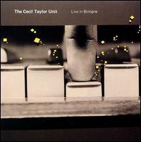 <i>Live in Bologna</i> (Cecil Taylor album) 1987 live album by Cecil Taylor