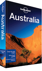 Lonely Planet Australia travel guide 16th Edition