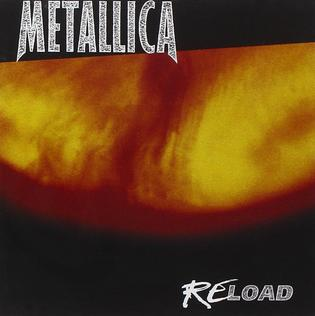 <i>Reload</i> (Metallica album) 1997 studio album by Metallica