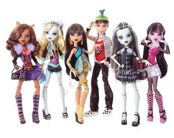 Monster High  Wikipedia