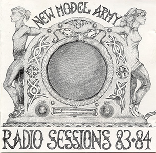<i>Radio Sessions 83–84</i> 1988 compilation album by New Model Army