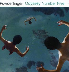 <i>Odyssey Number Five</i> 2000 studio album by Powderfinger
