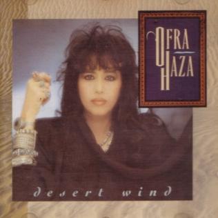 <i>Desert Wind</i> (album) 1989 studio album by Ofra Haza