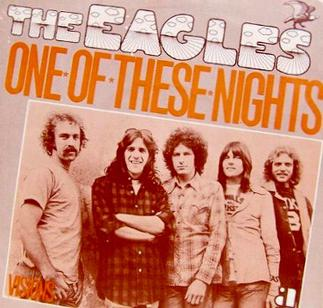 Titelbild des Gesangs One of These Nights von Eagles