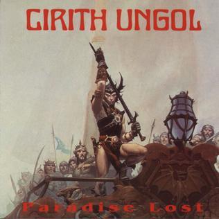 <i>Paradise Lost</i> (Cirith Ungol album) 1991 studio album by Cirith Ungol