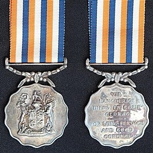 Permanent Force Good Service Medal Award