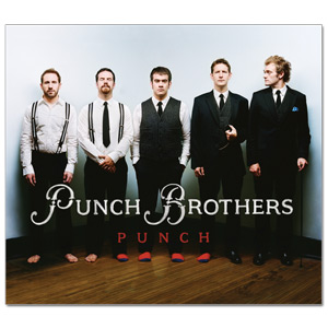 <i>Punch</i> (album) 2008 studio album by Punch Brothers