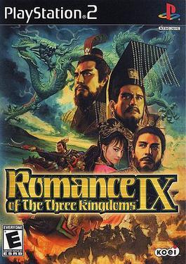 Romance of the Three Kingdoms IX - Wikipedia