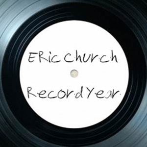 Eric Church — Record Year (studio acapella)