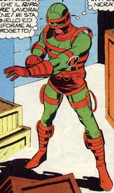 ringer comics wikipedia