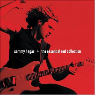 <i>The Essential Red Collection</i> 2004 greatest hits album by Sammy Hagar