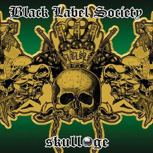 <i>Skullage</i> 2009 greatest hits album by Black Label Society