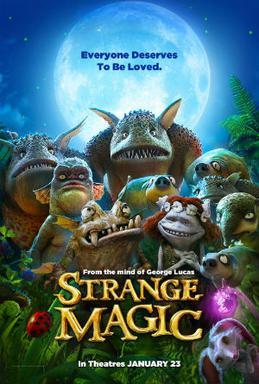 Magic Island Free Movie Night