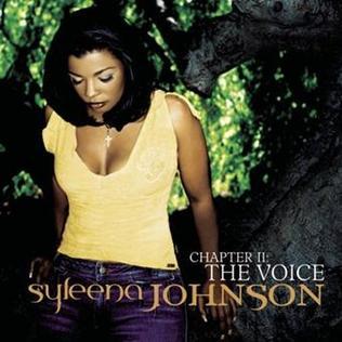 <i>Chapter 2: The Voice</i> 2002 studio album by Syleena Johnson