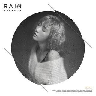 Taeyeon — Rain (studio acapella)