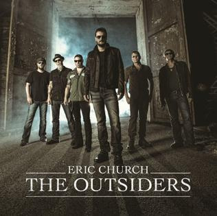 The Outsiders Eric Church Song Wikipedia