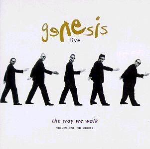 <i>The Way We Walk, Volume One: The Shorts</i> 1992 live album by Genesis