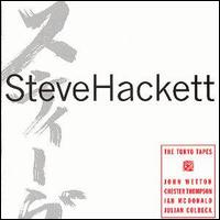 <i>The Tokyo Tapes</i> 1998 live album by Steve Hackett