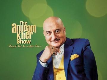 The Anupam Kher Show – Kucch Bhi Ho Sakta Hai - Wikipedia